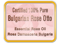 Rose oil