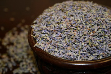 Dry Bulgarian Lavender