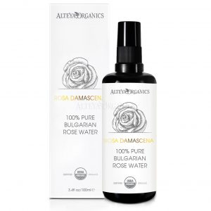 RoseWater 100ml glass spray