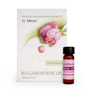 Bulgarian Essential Rose Oil Otto