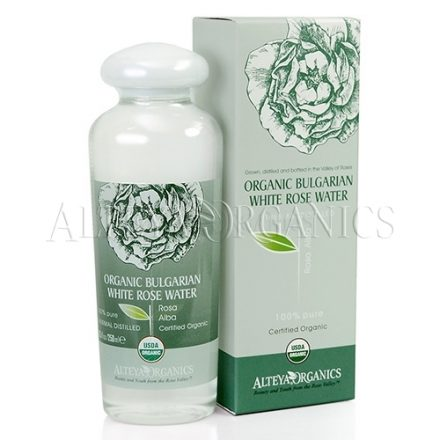 Withe Rose Water