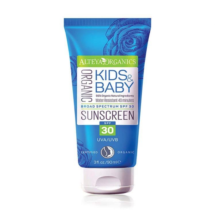 Sunscreen-Kids&Baby