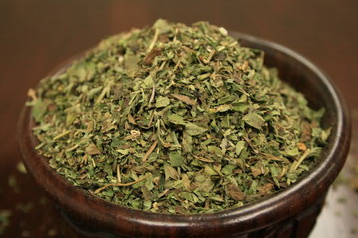 Dry Bulgarian Lemon Balm