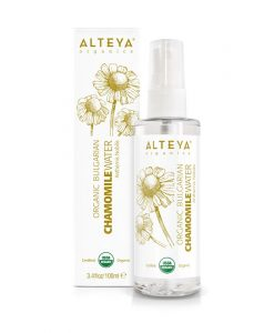 Flower-Waters-Organic-Bulgarian-Chamomile-Water-Spray-100-ml-Bulgarian-Rose-Otto