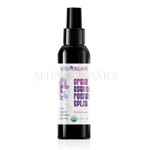 Organic Baby Rose Water Splash