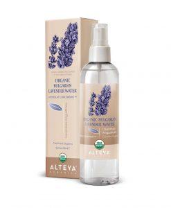 Flower-Waters-Organic-Bulgarian-Lavender-Water-Spray-250-ml-Bulgarian-Rose-Otto