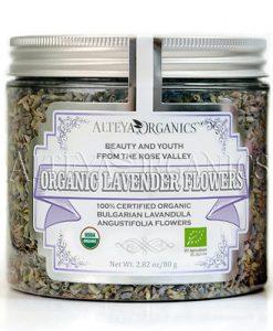 Organic Lavender Flowers