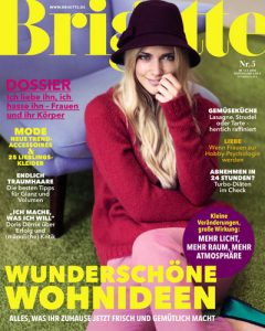 Brigitte Magazine - Alteya in the Media