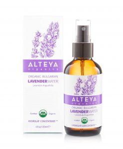 Bulgarian Organic Lavender Water – Glass Spray