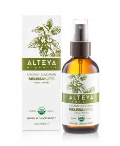 Bulgarian Organic Melissa Water – Glass Spray
