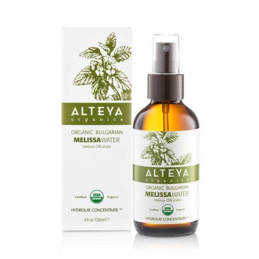 Bulgarian Organic Melissa Water – Glass Spray