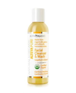 Facial Cleanser & Wash – Grapefruit & Zdravetz