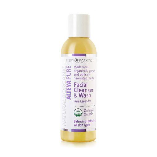 Facial Cleanser & Wash – Pure Lavender