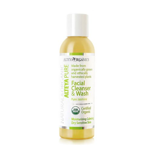 Facial Cleanser & Wash – Pure Jasmine