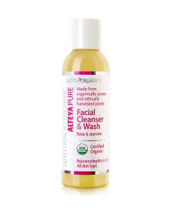Facial Cleanser & Wash – Rose & Jasmine