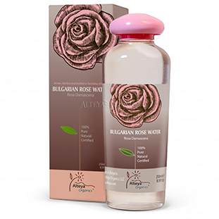 conventional rose water