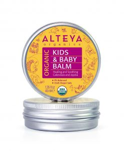Baby Bottom Balm Certified organic