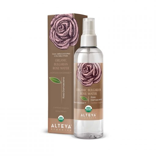 rose water 250ml spray