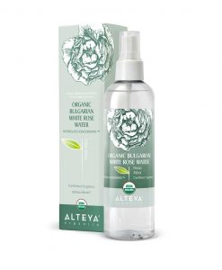 white rose 250ml spray