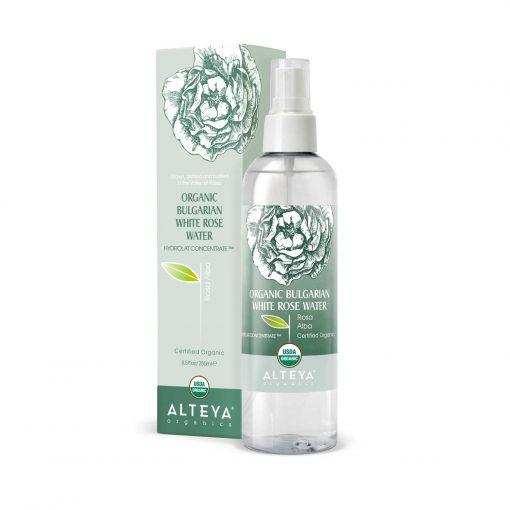 white rose 250ml spray