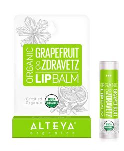 Grapefruit Zdravetz Lip Balm