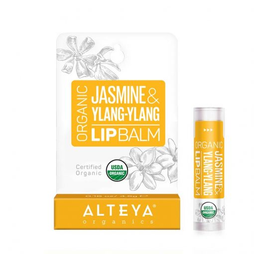 jasmine ylang ylang lip balm