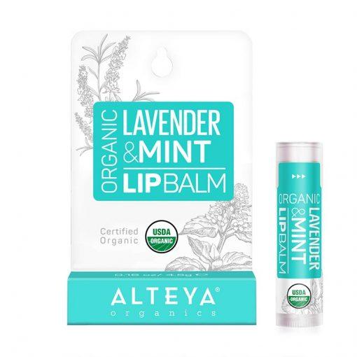 Lavender Mint Lip Balm