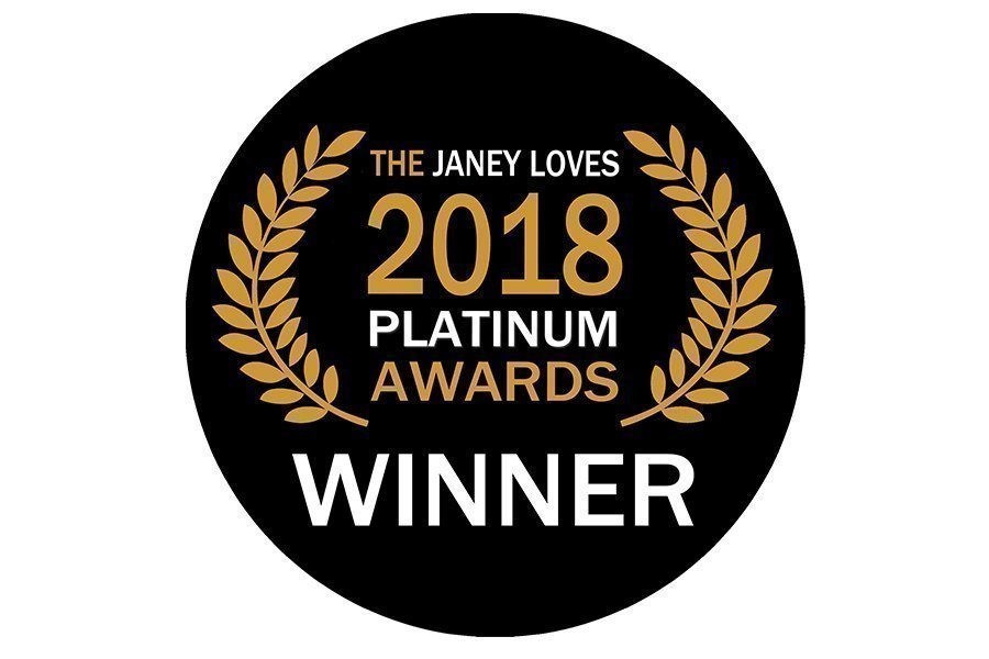 Janey Loves Platinum Awards